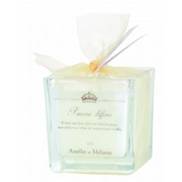 Bougie parfumée PRINCESSE CHIFFONS Amélie et Mélanie collection Lothantique