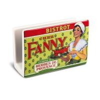 """Porte éponge """" Bistrot chez Fanny """""""