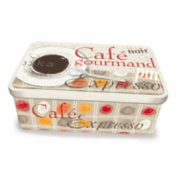 """Boite à sucre """" Café gourmand """""""