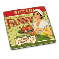 """Dessous de Plat """" Bistrot Chez Fanny """" Natives"""