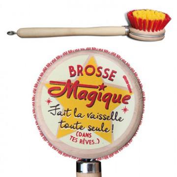 Brosse vaisselle Brosse Magique Natives déco réto vintage