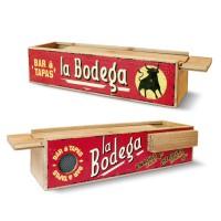 """Cave à saucisson Bar à Tapas """" La Bodega """" Natives"""