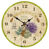 "Horloge "" Provence Savon de Marseille """