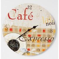 """Horloge """" Café expresso """""""