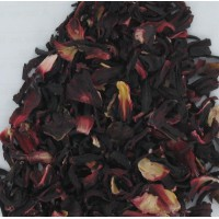 Hibiscus , Karkadé ou Bissap calisse