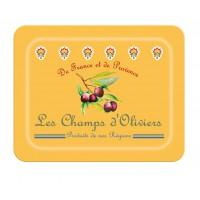 """Petit plateau """"Les Champs d' Oliviers"""""""