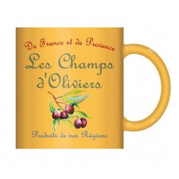 """Mug """" Les Champs d' Oliviers """""""
