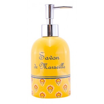 """Distributeur de savon liquide """" Les Champs d' Oliviers """""""