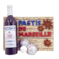 """Magnet """" Pastis de Marseille"""""""