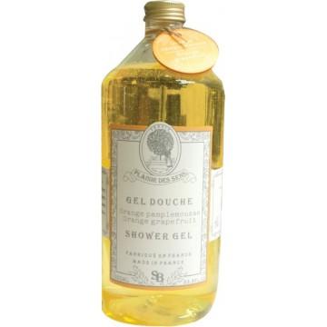 Gel Douche Pamplemousse Orange Un été en Provence 1 Litre
