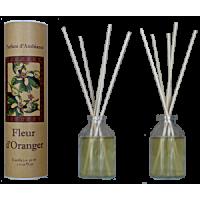 Parfum d'ambiance à bâtons Fleur d'oranger