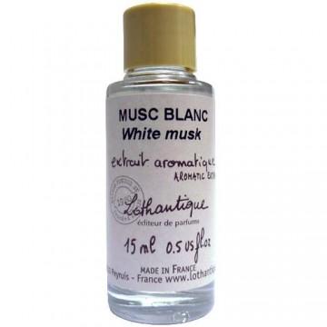 Extrait de parfum Musc Blanc de Lothantique