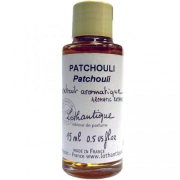 Extrait de parfum aromatique Patchouli de Lothantique