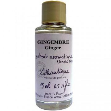 Extrait de parfum aromatique Gingembre de Lothantique