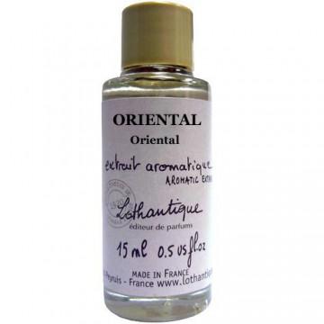 Extrait de parfum aromatique Oriental de Lothantique