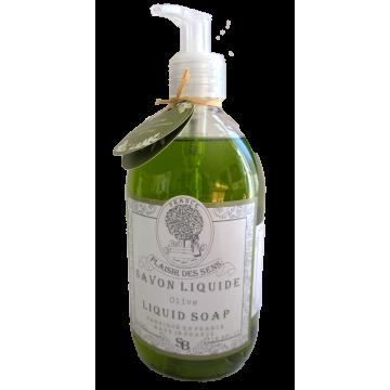 Savon Liquide Huile d'Olive Un été en Provence 500ml
