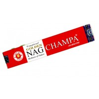 Encens Nag Champa Golden Rouge
