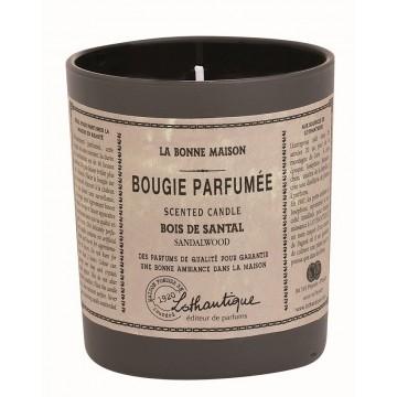Bougie Parfumée BOIS DE SANTAL de Lothantique