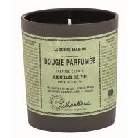 Bougie Parfumée AIGUILLES DE PIN de Lothantique
