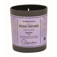 Bougie Parfumée VIOLETTE de Lothantique