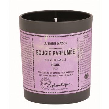 Bougie parfum e figue lothantique la bonne maison for Maison de la bougie