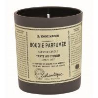 Bougie Parfumée TARTE AU CITRON de Lothantique