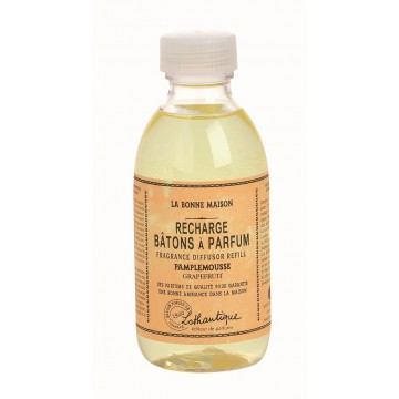Recharge parfum à bâtons PAMPLEMOUSSE de Lothantique