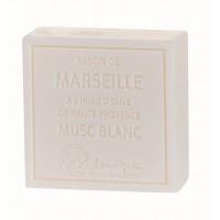 Savon de Marseille Musc Blanc Lothantique