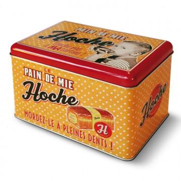 Boîte à pain de mie HOCHE Natives déco rétro vintage