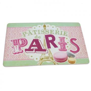 """Set de table """" Pâtisserie de Paris """" Natives déco rétro vintage"""