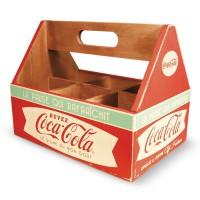 caisse verre en bois coca cola natives. Black Bedroom Furniture Sets. Home Design Ideas