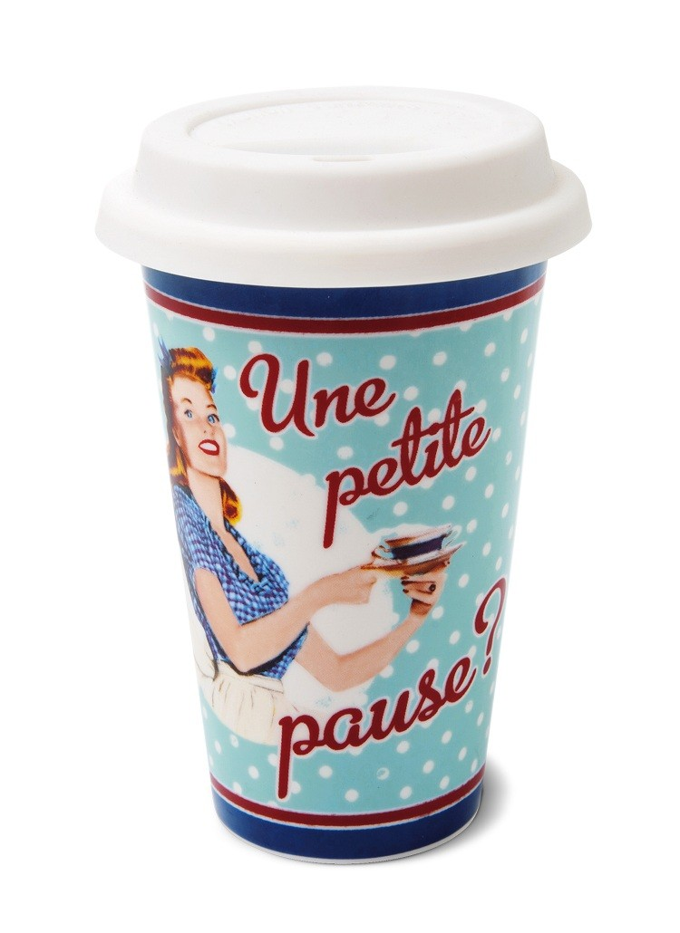 Connu Mug US MISS FIFTIES Natives déco rétro et vintage - Provence  RQ74