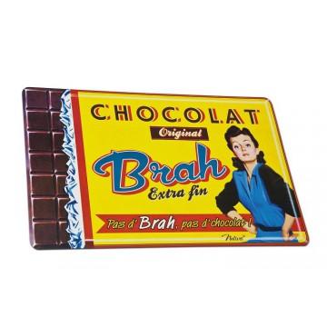 """Set de table """" Chocolat Brah """" Natives déco rétro vintage"""