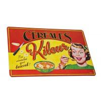 """Set de Table """" Céréales Kileur """" Natives déco rétro et vintage"""