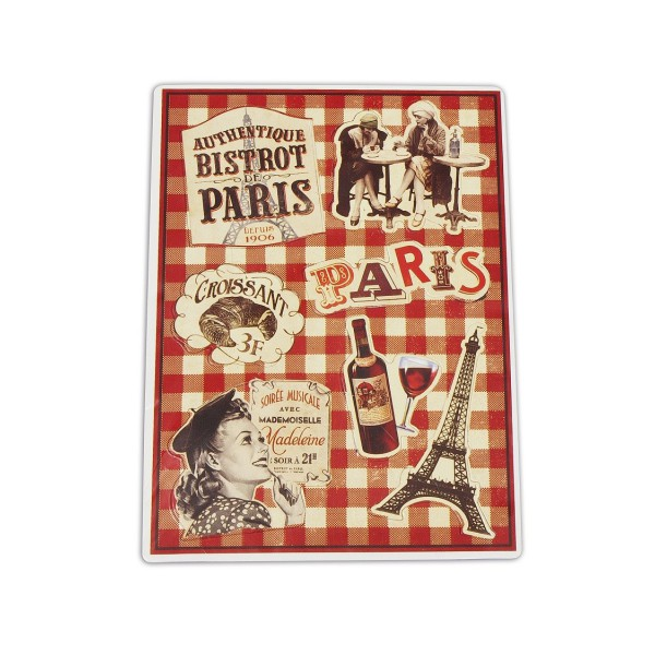 petits magnets d co authentique bistrot de paris natives d co r tro vintage provence. Black Bedroom Furniture Sets. Home Design Ideas