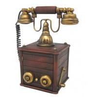 Boîte à musique Téléphone rétro collection