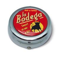 """Cendrier de poche """" Bodéga """" Natives déco rétro et vintage"""