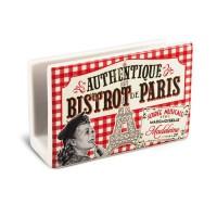 """Porte éponge """" Bistrot de Paris """" Natives déco rétro et vintage"""