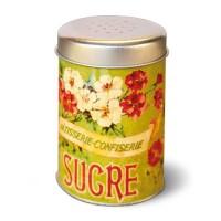 """Sucrier poudreur """" Pâtisserie Confiserie """" Natives déco rétro et vintage"""