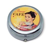 """Cendrier de poche """" Pause Café """" Natives déco rétro et vintage"""