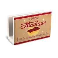"""Porte éponge """" éponge magique """" natives déco rétro vintage"""