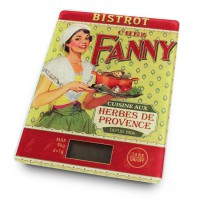 """Balance de cuisine """" Fanny """" Natives déco rétro et vintage"""