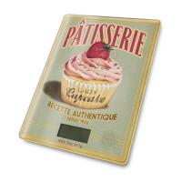 Balance électronique de cuisine Lady Cupcake Natives déco rétro vintage