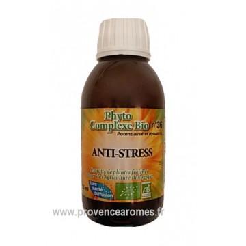 N° 36 - ANTI-STRESS - Complexe de plantes BIO pour meilleur gestion du stress