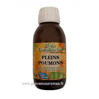 N° 39 - PLEINS POUMON - Complexe de plantes BIO pour Gorge et Bronches