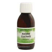 AVOINE CULTIVÉE BIO Extrait fluide Glycériné miellé