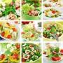 Salades Mélange herbes épices