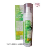 LAIT CORPOREL BIO Voile de Satin Thé Vert et Lys Blanc Phytofrance