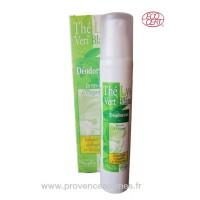 LOTION TONIQUE BIO Éclats de Taffetas Thé Vert et Lys Blanc Phytofrance