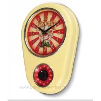 Horloge Minuteur BELLE A CROQUER Natives déco rétro et vintage